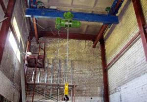 Перевод кран балки на радиоуправление в Миассе. Уточнение объема производства. Экономия электроснабжения электро механизмов.
