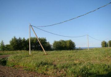 Прокладка кабеля СИП на опорах
