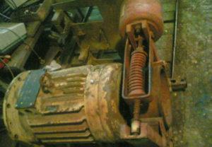 Ремонт кран балки в Златоусте. Замена колодок с натяжкой тормозов. Ревизия электродвигателя с клеммной коробкой. Протяжка соединений.