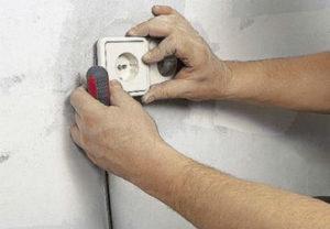 Установка розеток и выключателей в Златоусте. Замена пункта приема электричества. Монтирование профессионально освещенности энергоблока.