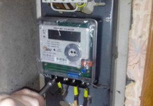 Цена замены электросчетчиков в квартире обрадовало заказчика. Стоимость установки с замерами электроснабжения не заставила ждать ЖКХ на опломбировку.