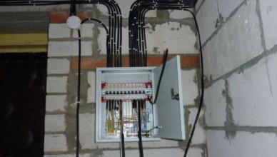 Цена на электромонтажные работы в Златоусте, Миассе, Челябинске