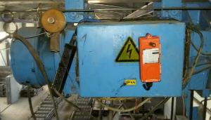 Монтаж радиоуправления нашего на кран балку в Златоусте