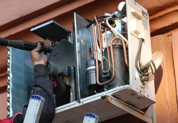 Кондиционеры стоимость обслуживания установка домашнего кондиционера своими руками