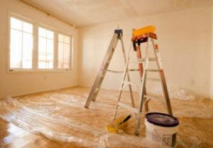 Дешевые цены на отделочные работы в Миассе радуют. Покраска потолка.