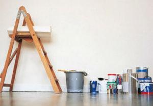 Цена ремонта квартир в Челябинске недорогая. Покраска стен от 130 рублей.