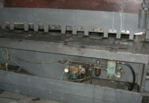 Ремонт гильотинного станка в Копейске