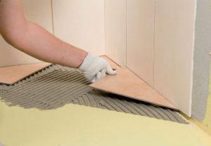 Укладка керамической плитки в Миассе