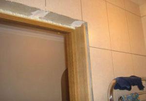 Монтаж дверей в квартире