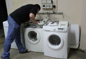 Ремонт промышленных стиральных машин
